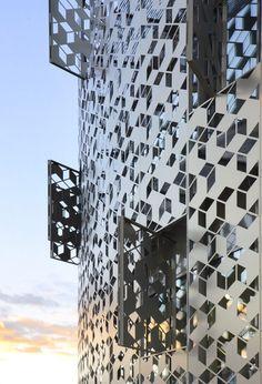 Gallery Of Corporate Office Building For Hispasat Technology Center /  Herreros Arquitectos   7