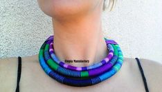 Check out this item in my Etsy shop https://www.etsy.com/listing/246800492/sonya-necklace-purple-necklace-ethnic