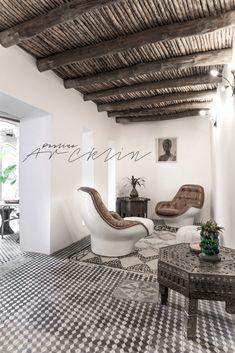 Méchant Studio Blog: Riad in Essaouira