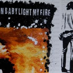Come on baby light my fire! What a band, what an iconic man Morrison was! I love the Doors.  Acrylic on canvas, SOLD  Prints available in A2 size (42cm x 59cm).  #art #painting #popart #jimmorrison #thedoors
