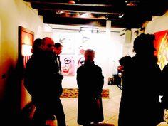 Ieri 5 marzo ha inaugurato la mostra Inventario nr.2 alla Made in… Art Gallery di Venezia, purtroppo non sono andata personalmente all'evento a cui ho partecipato con le mie 6 DollSama…