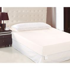 @Overstock - This dense, deep and responsive memory foam mattress shapes around your body for exceptional comfort and support. The uncomfortable pressure points common in most innerspring mattresses will no longer bother you with this mattress.http://www.overstock.com/Home-Garden/Super-Comfort-6-inch-Full-size-Memory-Foam-Mattress/6780942/product.html?CID=214117 $179.99