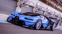 Bugatti Vision Gran Turismo on Behance