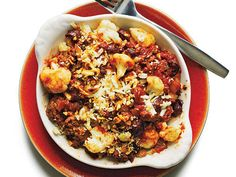 Baked Italian-Style Cauliflower   When the air is crisp and the leaves start to fall, you'll love recipes that showcase the season's best flavors. The smell of apples and pumpkin spice might be in the air, but it's fall recipes we're craving. These fresh autumn recipes feature the best of fall flavor and produce. Savory sides, fruity desserts, and all things warm and cozy combine to make us crave fall recipes like crazy. Plan your perfect fall menu this weekend, and dig in.