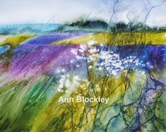 Watercolour artist. A blog with tips and techniques by UK artist Ann Blockley. Experimental Flowers and Watercolour Textures books and dvds.