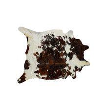 Furniture & Home Decor Search: brown cow hides