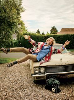 """Jeff Bridges Will Be """"The Dude,"""" Now and Forever 