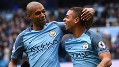 He Has A Good Mentality Fernandinho Praises Gabriel Jesus     Fernandinho has praised the mental strength of team-mate Gabriel Jesus after his explosive start to life at Manchester City. Jesus has hit the ground running and scored three goals and provided two assists in four games since arriving from Brazilian side Palmeiras last month fresh from helping Brazil to Olympic gold.It has been an impressive beginning to his City career and Fernandinho is determined to help the 19years old forward…