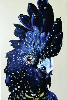 black cockatoo, cocky, cockatoo, bird art, print, interior, interior art…