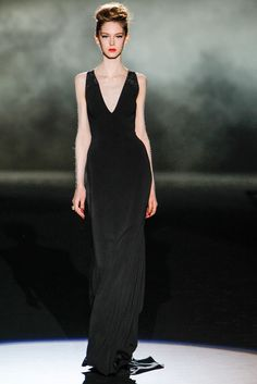 Badgley Mischka Fall 2013 Ready-to-Wear Fashion Show