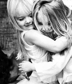 vintage black and white photograph of best friends - Google Search