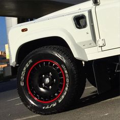 "18"" 1945 wheels for the Defender. Available now in various strip colors @signaturetechniques  #signaturetechniques #kahnuae #uae #uaecars #abudhabi #mydubai #abudhabicars #dubai #dubaicars #arabcars #saudicars #ksa #riyadh #jeddah #kuwait #qatar #bahrain #customcars #modifiedcars #luxury #luxurylife #blacklist #carporn #landrover #landroverdefender #bespoke #vip #millionaire  @cargramm @topspeedkw @saudispeed @topperformance @carinstagram @black_list @arabgarage @motory_magazine @range_vogue…"