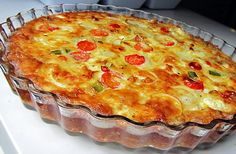 Vegetarian Keto, Fodmap, Low Carb Keto, Quiche, Macaroni And Cheese, Keto Recipes, Bread, Meals, Baking