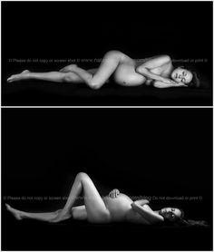 Fine art maternity photography by Natasha Wiening