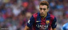 منير الحدادي يدخل التاريخ خلال مباراة برشلونة بالليغا