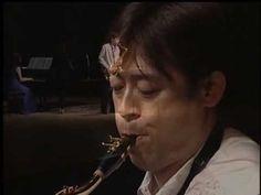 TKWO Yasuto Tanaka playing The Swan on Tenor Saxophone (+lista de reprod.