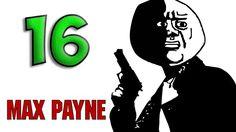 Max Payne - Прохождение 16 - Объект D-6 + Паршивый предатель