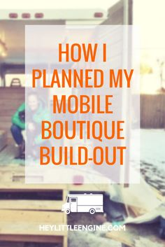 How I Planned My Mobile Boutique Build-Out with Simply Guapa — Start or Grow a Mobile Boutique Business Mobile Nail Salon, Mobile Beauty Salon, Mobile Nails, Boutique Fashion, A Boutique, Boutique Ideas, Boutique Decor, Boutique Stores, Boutique Mobiles