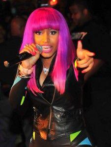 Pink hair of Nicki Minaj #hairstyles #hair #long hair #short hair #medium hair #buns #updo #braids #bang #greek style #braided hairstyles #blond #asian #wedding #style #modern #haircut #Bridal Hairstyles #Mullet Hairstyles #Funky Hairstyles #Curly Hairstyles #Formal Hairstyles #Sedu Hairstyles #bride #Beach Hairstyles #Celebrity Hairstyles #Simple Hairstyles #Long Curly Hairstyles #black hair #trend #bob #asian #curly#Simple Hairstyles #Long Curly Hairstyles #black hair #greek #greek style