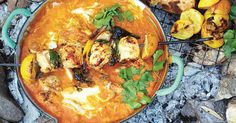 Jamie Oliver has the ultimate chicken tikka masala recipe in his Comfort Food cookbook. It is a rich, warming dish, which has topped the favourite British food charts for many years. With Jamie