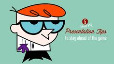 5 More Presentation Tips to Stay Ahead of the Game by Edison Red via slideshare