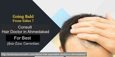 Giving few hours to hair transplant surgery will allow you to restore real hairs.  With in small span of time you will notice the real growing hair at Hair Clinic in Ahmedabad The purpose of any hair transplant is to accomplish a natural- looking result.