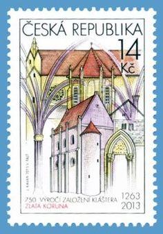 Die Tschechische Post gab am 03.04.2013 zwei Sondermarken zu den Themen Schönheiten unserer Heimat und George Orwell und zwei Postkarten heraus: http://sammler.com/bm/tschechien-neuausgaben.htm#03.04.2013