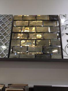 5 great backsplash ideas - bob's blogs | more mirror tiles ideas