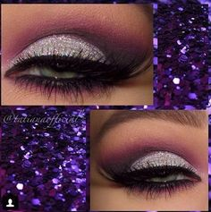 New Years Eve Makeup!