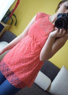 Kup mój przedmiot na #vintedpl http://www.vinted.pl/damska-odziez/tuniki/13743437-bluzeczka-z-koronki-do-legginsow