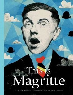 This Is Magritte 🦄🐜🐜🦄🦄Rene Magritte  ( 1898 - 1967 ) More At FOSTERGINGER @ Pinterest🦀🦀🐛🕷🐝🐤🐍