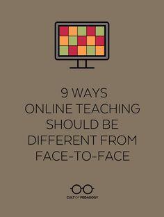 Teaching Strategies, Teaching Tips, Learning Resources, Teacher Resources, Teaching Technology, Educational Technology, Cult Of Pedagogy, Professor, Blended Learning