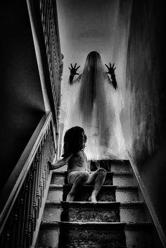 Horror scenes, Dark Fantasy