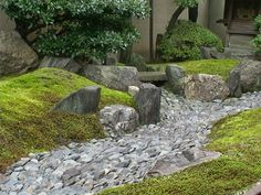 Robert Ketchell's blog: Streams in the Japanese Garden