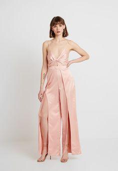 U Collection Jumpsuit - rose gold - Zalando.de