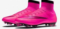 nike superfly hyper pink and black