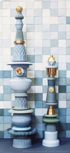 Ceramics : Lenneke Wispelwey