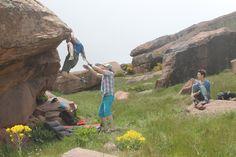 Bouldering Morocco Oukaimeden