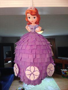 Disney Princess Piñata - Sofia the First