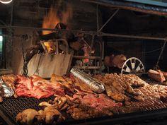 For Carnivores Only: Barbecue at Uruguay's Mercado del Puerto