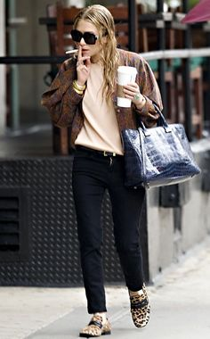 Oh, Ashley Olsen, what perfection.
