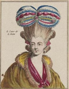 FashionMarie Antoinette's Gossip Guide to the 18th Century: Fashion