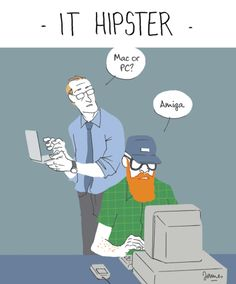 IT Hipster