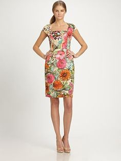 Saks Fifth Avenue, Floral, Inspiration, Shopping, Dresses, Style, Fashion, Biblical Inspiration, Vestidos