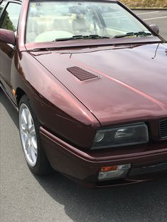 Maserati Biturbo, Maserati Ghibli, Bugatti, Classic Cars, Automobile, Luxury, Vehicles, Vintage, Design