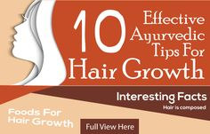 Nothing works better than natural ingredients for hair growth and care! Our expert Zinnia gives you 10 effective ayurvedic home remedies for hair fall that will bring back the life in your hair.