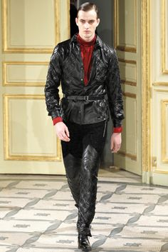 Alexis Mabille   Fall 2012 Menswear Collection   Style.com