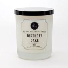 Birthday Cake DW Home candle- just got the goblin's goo from home goods, amazing!