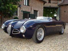 Alfa Romeo 1900 Super Barchetta