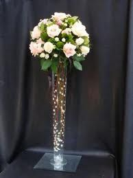 wedding centrepieces tall vases - Google Search